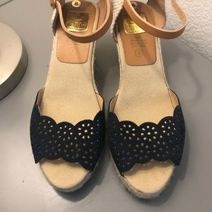Kanna made in Spain wedges